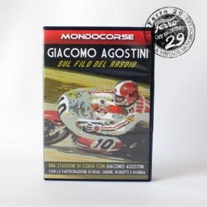 GIACOMO AGOSTINI - Sul Filo del Rasoio - DVD