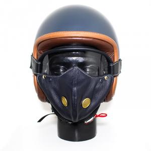 BARUFFALDI SET Speed 4 Helmet Goggles + Super Hector S Helmet Mask - Black