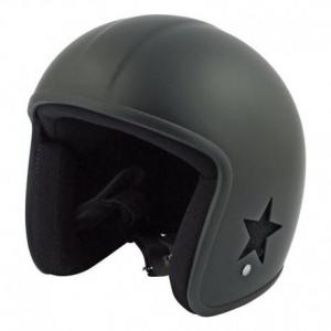 BANDIT SKY II Jet Helmet - Matt Black