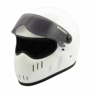BANDIT XXR Full Face Helmet - White