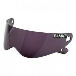 BANDIT XXR - SUPER STREET - CRYSTAL Helmet Visor - Smoked