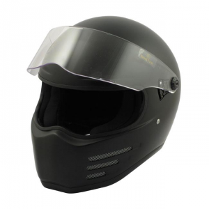 BANDIT FIGHTER Full Face Helmet - Black