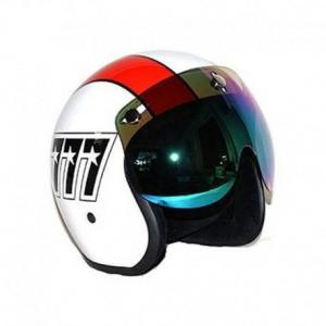 BANDIT SHORT Helmet Visor - Iridium