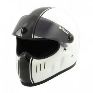 BANDIT XXR CLASSIC Full Face Helmet - Gloss Black