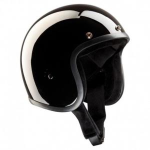 BANDIT JET Jet Helmet - Gloss Black