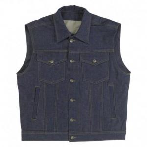 BILTWELL PRIME CUT COLLARED Gilet Uomo - Jeans