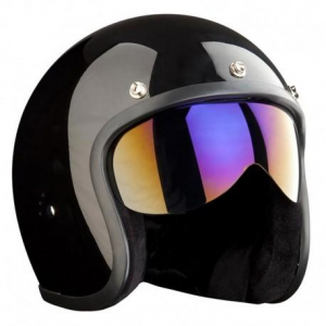 BANDIT STICK-ON Helmet Visor - Iridium