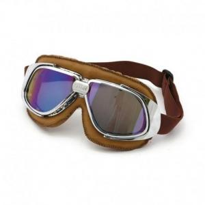 BANDIT CLASSIC Helmet Goggles - Brown with Iridium Lenses