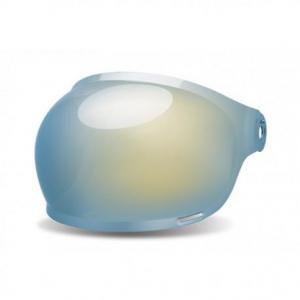 BELL BULLITT BUBBLE BLACK TAB Helmet Visor - Gold Iridium