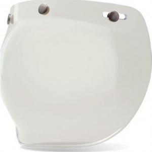 BELL CUSTOM 500 BUBBLE Helmet Visor - Clear