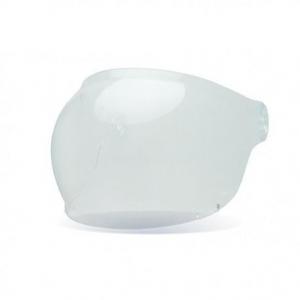 BELL BULLITT BUBBLE BROWN TAB Helmet Visor - Clear