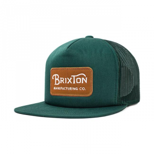 BRIXTON GRADE MESH Cappellino - Verde Foresta