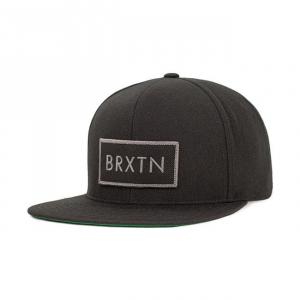 BRIXTON RIFT SNAPBACK Cappellino - Nero