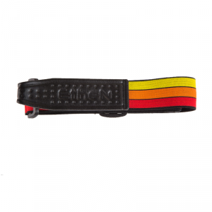 ETHEN Replacement Strap for CAFE RACER CR0106 Goggles - Red/Yellow/Orange
