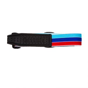 ETHEN Replacement Strap for CAFE RACER CR0107 Goggles - Light Blue/Blue/Red