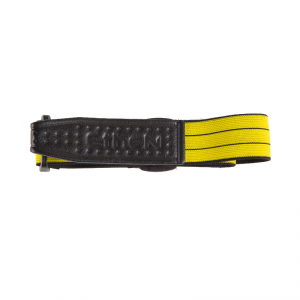 ETHEN Replacement Strap for CAFE RACER CR0110 Goggles - Black/Yellow