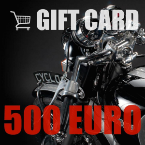 GIFT CARD - 500 Euro