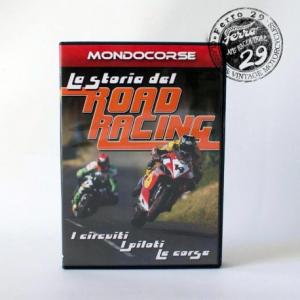 MONDOCORSE - La Storia del Road Racing - DVD
