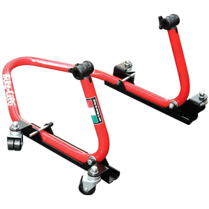 CAVALLETTO MOTO POSTERIORE CON RUOTE BIKE LIFT EUROPE RE-M