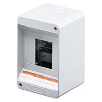 Centralino da Parete 4 moduli senza porta IP40 Gewiss GW40023