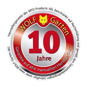 Cesoia manuale per il taglio di siepi WOLF GARTEN HS-TL