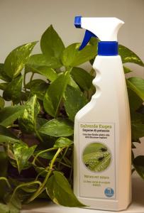 Salverde - Sapone di potassio per combattere afidi e cocciniglie cotonose
