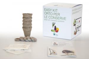 Easy kit Orto per le Conserve