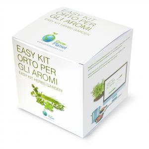 Easy kit Orto per gli Aromi