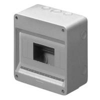 Gewiss GW40026 - Centralino da Parete 8 moduli senza porta IP40