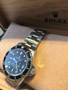 Orologio secondo polso Rolex Submariner Date
