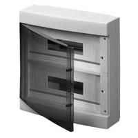 Gewiss GW40049 - Centralino da Parete 36 moduli porta trasparente IP40