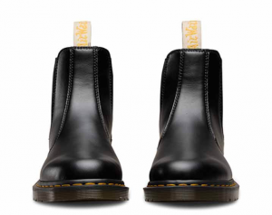 DR MARTENS 2976 FELIX RUB OFF BLACK 21456001