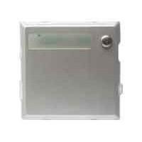 Urmet 1148/11 - Modulo alluminio 1 pulsante NUOVA SINTHESI S2