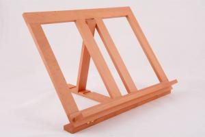 Leggio da tavolo in legno di faggio 34 x 26 cm