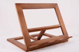 Leggio da tavolo in legno 05LG01350 32 x 27 cm