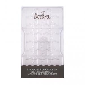Stampo cioccolatini Puzzle