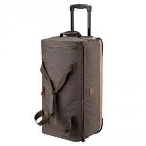 Delsey - Maubert - Borsa da viaggio trolley 64 cm marrone cod. 0015220