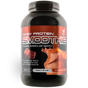WHEY Protein Smoothie - Proteine Concentrate CIOCCOLATO