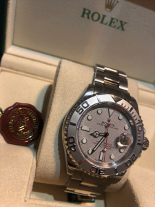 Orologio Rolex Yachtmaster