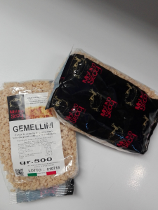 Pasta  Gemellini Molino Secci