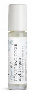 Hyalu-Lift Contorno Occhi Night Repair all'Acido Ialuronico 10 ml