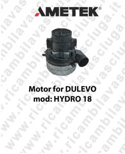 HYDRO 18 - moteur aspiration AMETEK pour autolaveuses DULEVO