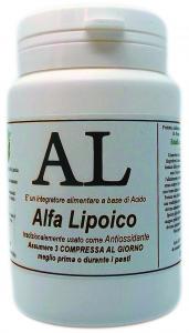 Acido Alfa-Lipoico 50 capsule da 250mg