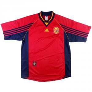 1998-99 Spagna Maglia Home L (Top)