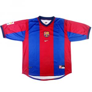 1998-00 Barcelona Maglia Home L (Top)