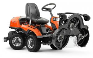 Trattorino tosaerba Rider Husqvarna R 316T AWD