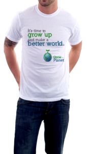 Grow the Planet T-Shirt!