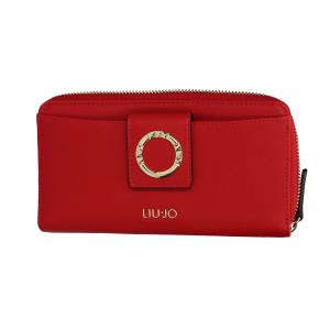 Portafogli donna Liu Jo Sei Unica A18200 E0007 CHERRY RED