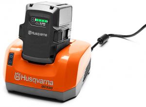 Caricabatterie Husqvarna QC330