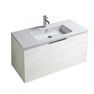 Mobile da bagno con lavabo Eden Galassia Cm 100 x 45